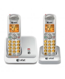 AT&T 2 Handset Cordless System with Caller ID/Call Waiting
