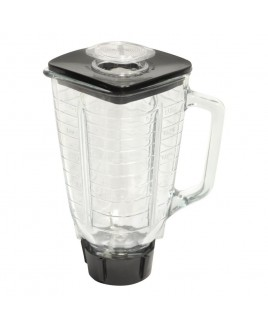 Brentwood 6 Piece Glass Jar Blender for Oster