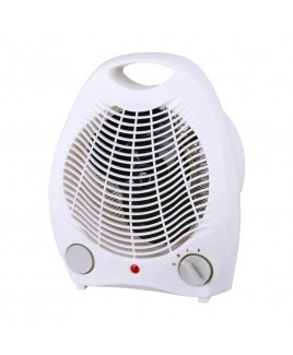 Brentwood 2-in-1 Heater/Fan, White