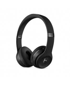 Beats by Dr. Dre Solo3 Wireless On-Ear Headphones (Black)