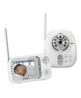 Vtech Safe & Sound Full Color Video and Audio Baby Monitor