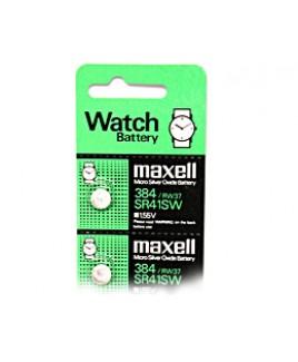 384 SR41SW Watch/Calculator 5 Pack Batteries.