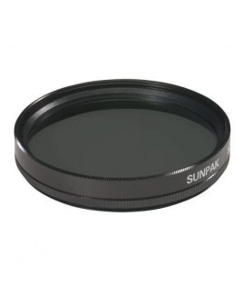 Sunpak 62mm Circular Polarized Filter