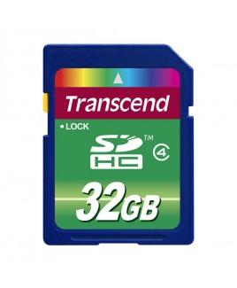 Transcend SD High Capacity 32GB Card <em>Class 4</em>