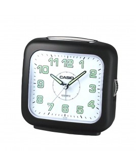 Casio Bell Alarm Clock with Neo-Display and Built-in Microlight