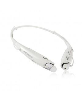 Sylvania Active Wear Sports Bluetooth Headphones, White