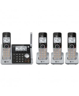 AT&T 4-Handset Answering System with Dual Caller ID/Call Waiting