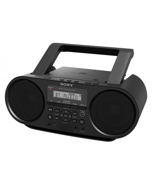 SONY CD BOOMBOX WITH BLUETOOTH AND NFC