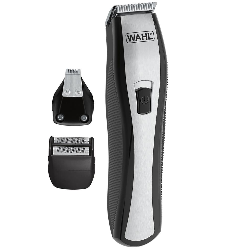 wahl lithium ion adjustable beard and stubble trimmer. Black Bedroom Furniture Sets. Home Design Ideas