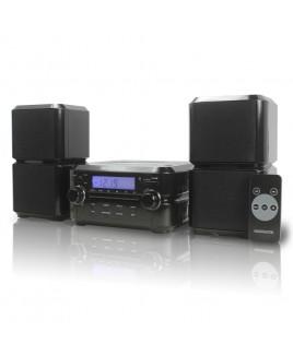 Magnavox Bluetooth Wireless CD Shelf system with AM/FM Stereo Radio