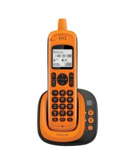 Motorola DECT Connect to Cell Rugged Waterproof Caller ID Cordless Phone