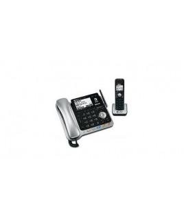 AT&T TL86109 DECT6.0 2-Line Corded/Cordless Phone with Digital Answering