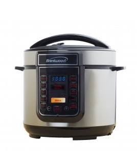 Brentwood 5 Quart Electric Pressure Cooker