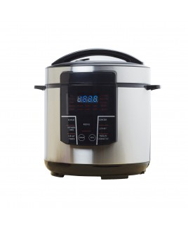 Brentwood 6 Quart Electric Pressure Cooker