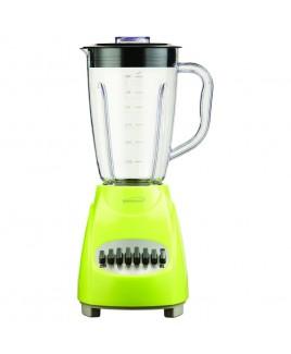 Brentwood 12 Speed Blender Plastic Jar - Green
