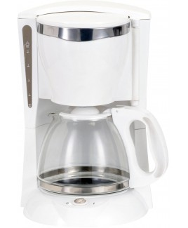 Brentwood TS-216 12-Cup Coffeemaker - White