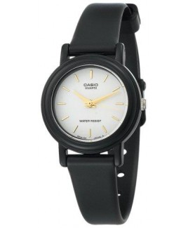 Casio LQ139E-7A Ladies Classic Black Band Watch