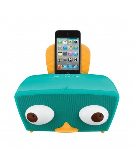 e-Kids Perry-diculous Stereo Speaker System for iPod - Phineas and Ferb