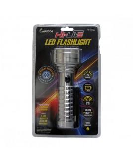 IMPECCA Hi-Lite 52 LED Flashlight, Silver