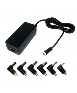 IMPECCA Universal Lightweight Netbook Charger for Home or Office