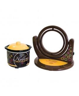 Nostalgia Rotary Hollow Chocolate Candy Maker