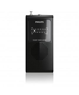 Philips Pocket Size Portable AM/FM Radio