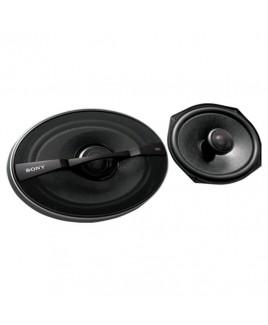 Sony 6 x 9 Inch 2-Way Bi-ampable 120/400W Speakers, Pair