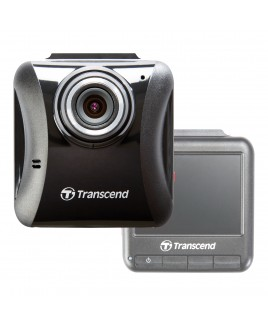 Transcend DrivePro 100 Full HD Car Video Recorder, Includes a 16GB microSDHC Memory Card