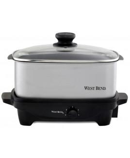 WestBend 5 Qt. Oblong Slow Cooker