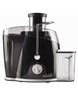 Brentwood 400 Watt Juice Extractor in Black