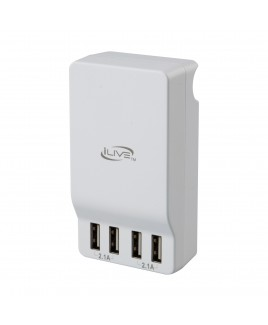 iLive Multi USB Power Charger