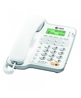 AT&T CL2909 Corded Speakerphone Call Waiting Caller ID