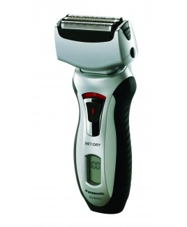 Panasonic ES-RT51-S Wet/Dry Pivoting Head Shaver, with 3-Blade Cutting System