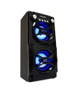 Sylvania Portable Bluetooth Speaker, Black