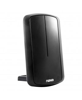 Naxa Flat Panel Style High Powered Amplified Antenna with Car Cord