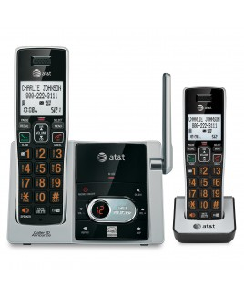 AT&T 2 Handset Answering System with Caller ID/Call Waiting