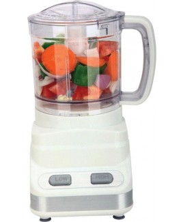 Brentwood FP-546 3 Cup (24 oz) Food Processor - White
