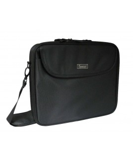 IMPECCA LAP1333 13-14 Inch Nylon Laptop Case with Removable Adjustable Shoulder Strap