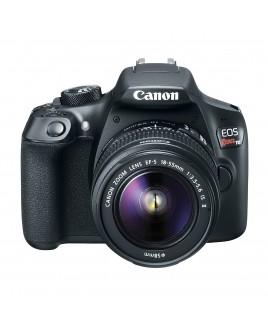 Canon EOS Rebel T6 Digital SLR with EF-S 18-55mm f/3.5-5.6 IS II Lens Kit