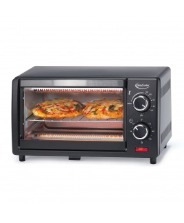 Betty Crocker 4 Slice Compact Toaster Oven