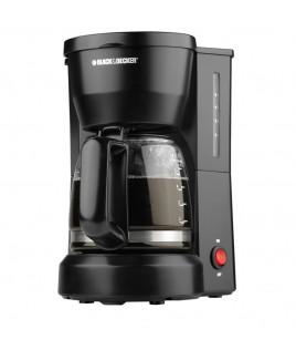 Black & Decker 5 Cup Coffee Maker, Black