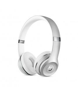 Beats by Dr. Dre Solo3 Wireless On-Ear Headphones (Silver)
