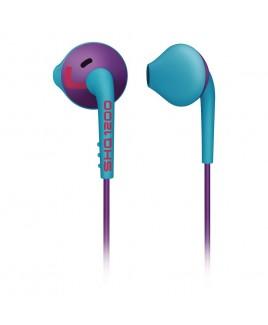 Philips ActionFit Sports in ear headphones, Purple
