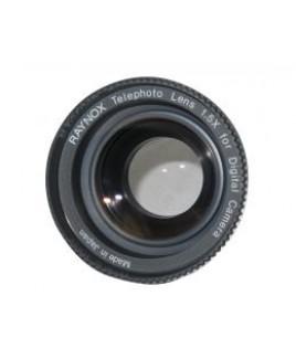 Raynox PKC-1500 1.5x Telephoto Lens for Canon/ Panasonic/ Konica digital still cameras