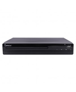 IMPECCA Compact Home DVD Player with HDMI and USB Playback