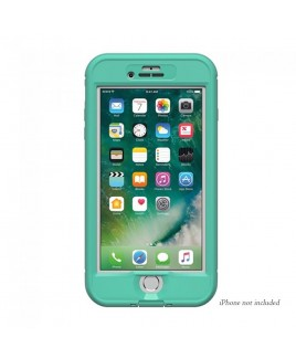 LIFEPROOF NUUD for iPhone 7 Waterproof, Dirtproof, Snowproof, Dropproof, Mermaid Teal