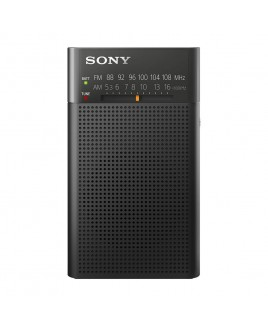 Sony Portable AM/FM Radio with Speaker