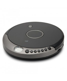 GPX Personal MP3 CD Player with Anti-skip Protection
