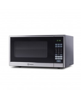 Westinghouse 1000W 1.1 CuFt Microwave Stainless Steel Front