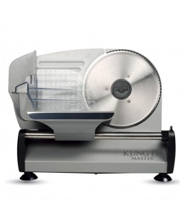 Kung Fu Powerful Meat Slicer, Silver